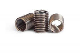 UNC 8-32x1.5D Wire Thread Inserts (Bag of 100)