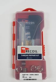 9/16-20 Bicycle Crankshaft Right Hand Thread Repair Kit